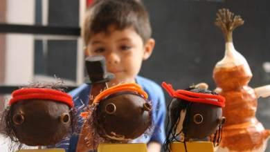 Photo of Taller de diseño de juguete popular en el Centro de las Artes