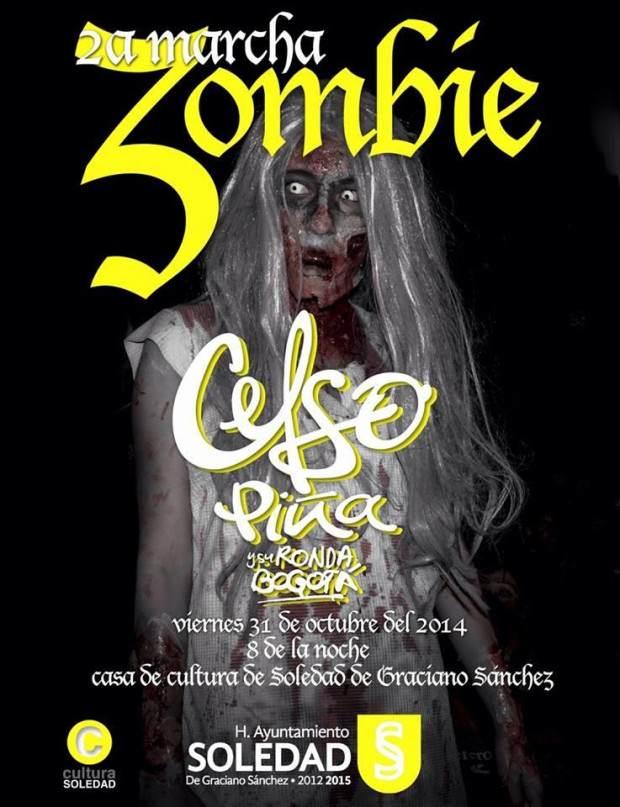 marcha zombie soledad