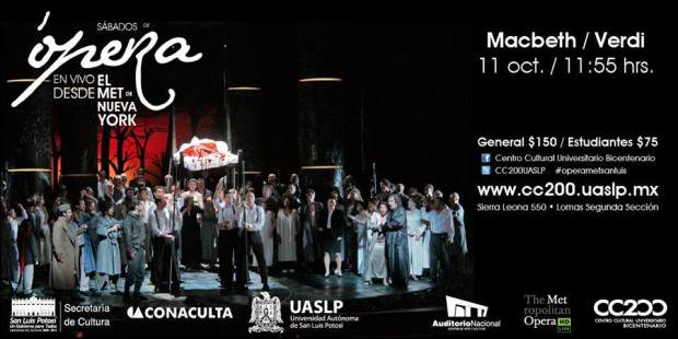 sábados de opera macbeth