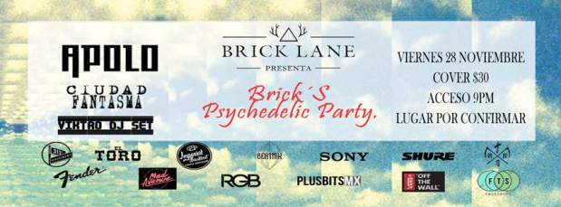 Brick's Psychedelic Party