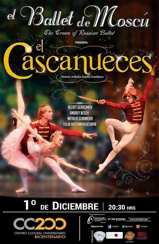 El Cascanuces en San Luis Potosí  @ Centro Cultural Universitario Bicentenario