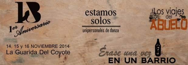 Primer Aniversario Iguana Blanca Experimento Escénico @ La Guarida del Coyote | San Luis Potosí | San Luis Potosí | México