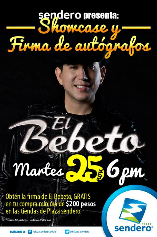 Showcase El bebeto