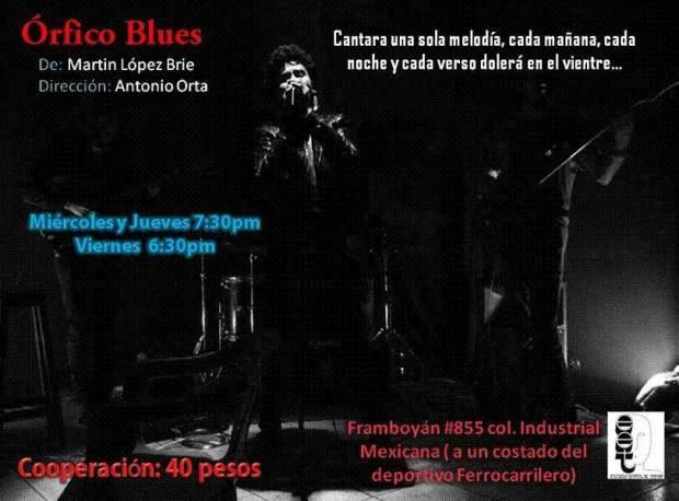 Órficio Blues