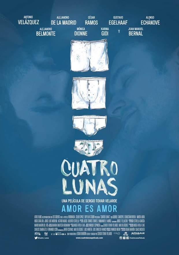 Cuatro Lunas : premiere en San Luis Potosí @ Cineteca Alameda