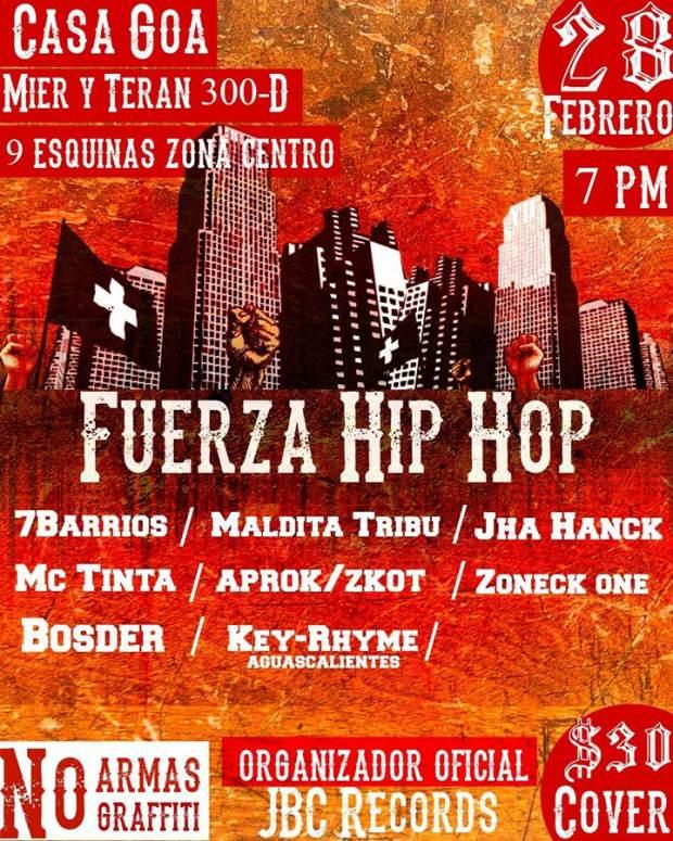 Fuerza hip hop