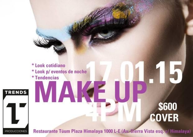 Make up con Javier García @ Túum | San Luis Potosí | San Luis Potosí | México
