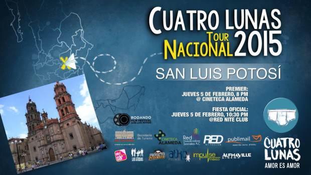 Cuatro Lunas San Luis Potosí
