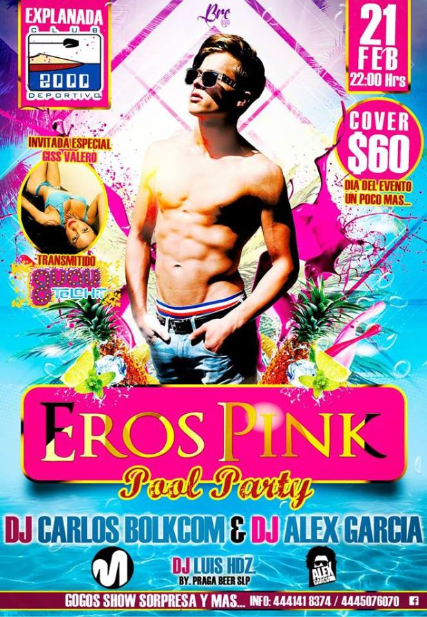 Eros Pink Party