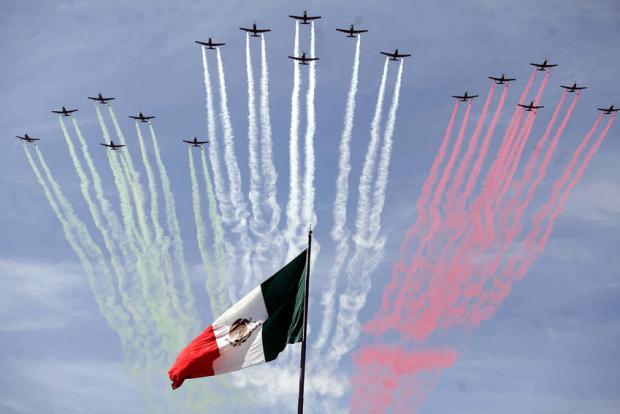 Fuerza Area Mexicana