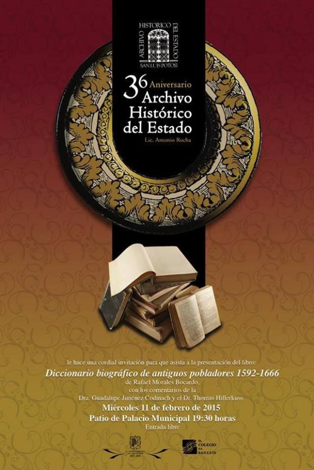 Presentarán libro primeros pobladores slp