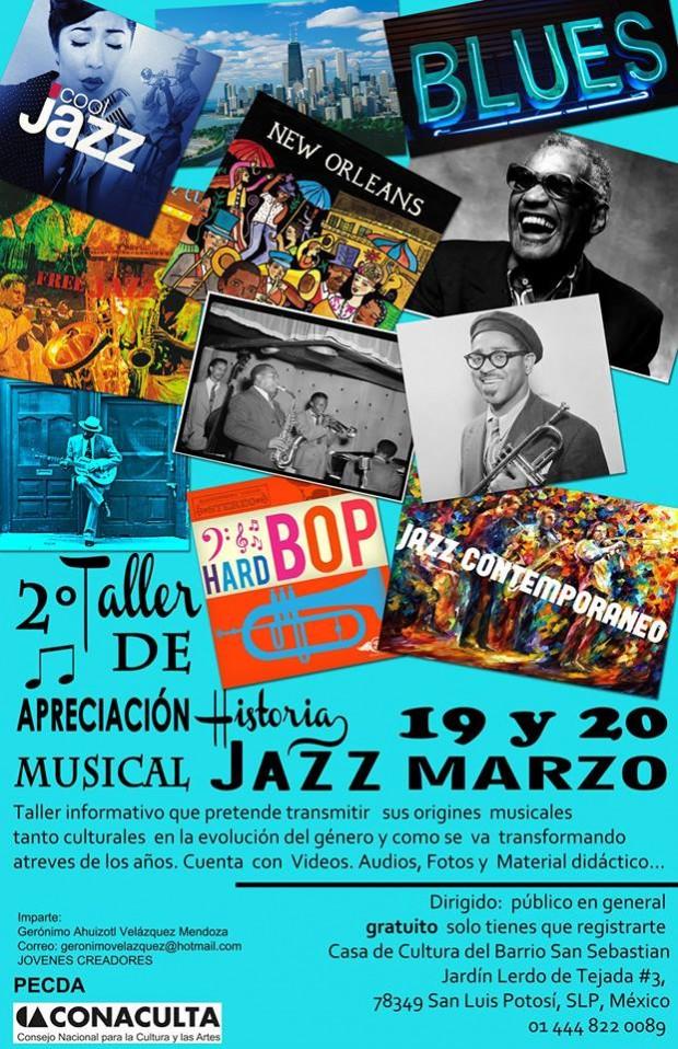 2 Taller de Historia del Jazz