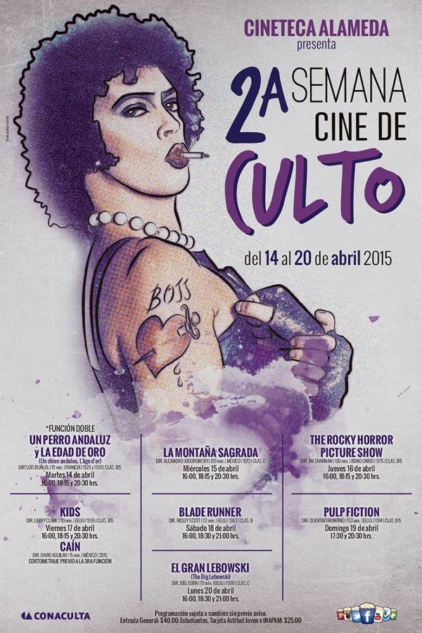 2a Semana de Cine de Culto @ Cineteca Alameda