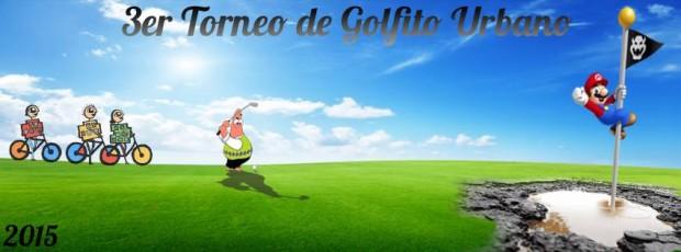 3er Torneo de golfito Urbano