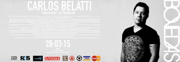 Dream Beat por Carlos Belati @ Las Bovedas | San Luis Potosí | San Luis Potosí | México