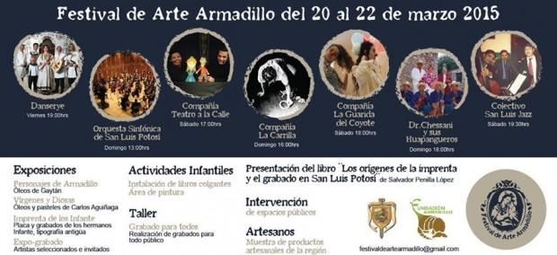 Festival de Arte Armadillo