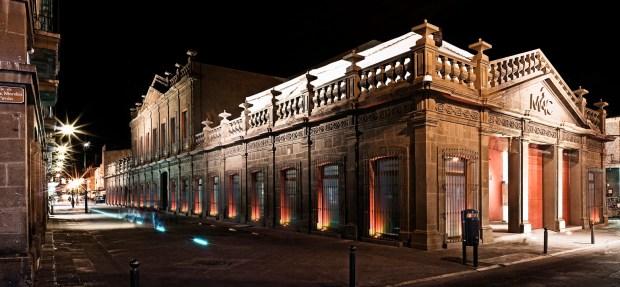 Museo de Arte Contemporáneo San Luis Potosí