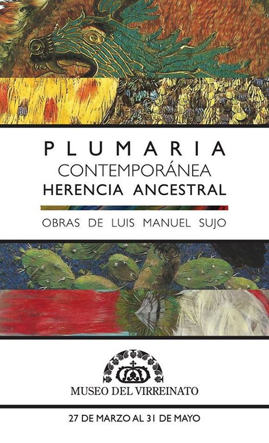 Plumaria contemporánea herencia anscestral