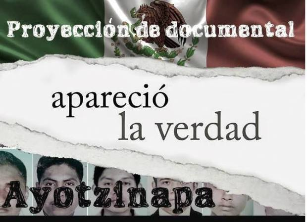 "Documental ""Apareció la verdad"" @ CICITD"