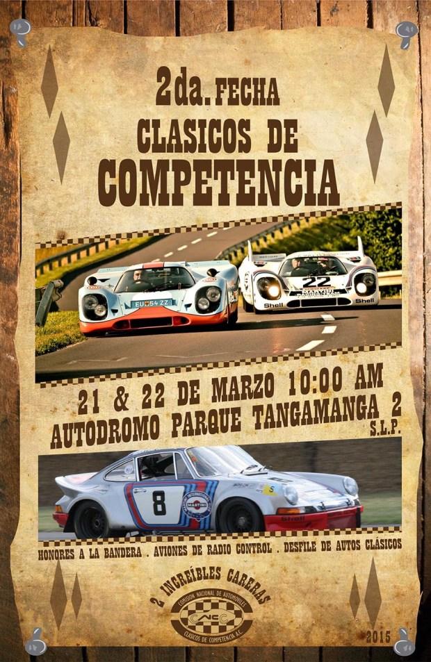 2da fecha Clásicos de Competencia @ Parque Tangamanga II | San Luis Potosí | San Luis Potosí | México