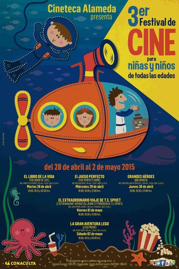 3er Festival de niños