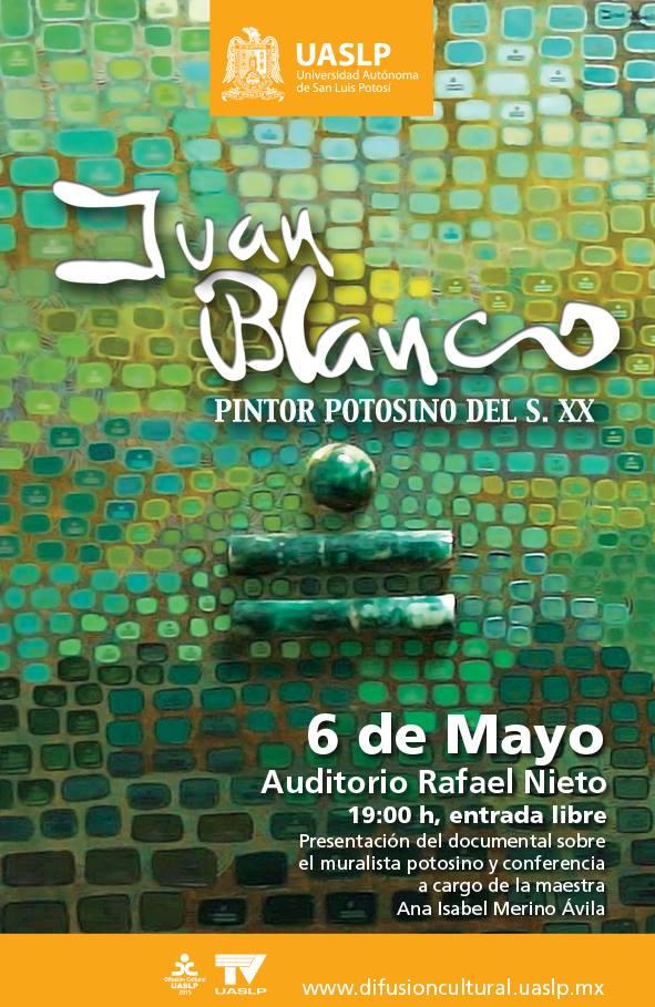 exposición Juuan Blanco
