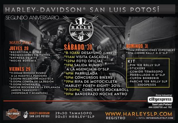 2do Aniversario Harley Davidson