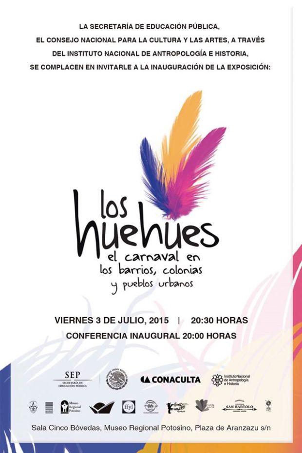 Los Huehues el carnaval en los barrios, colonias y pueblos urbanos @ Museo Regional Potosino | San Luis Potosí | San Luis Potosí | México