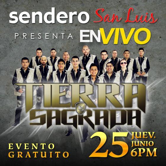 Tierra Sagrada en Sendero SLP @ Plaza Sendero | San Luis Potosí | San Luis Potosí | México