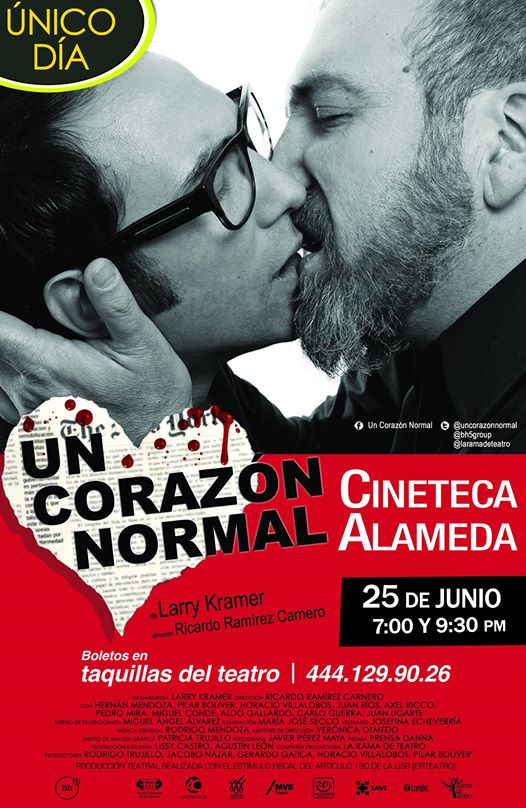 Un corazón normal en San Luis Potosí