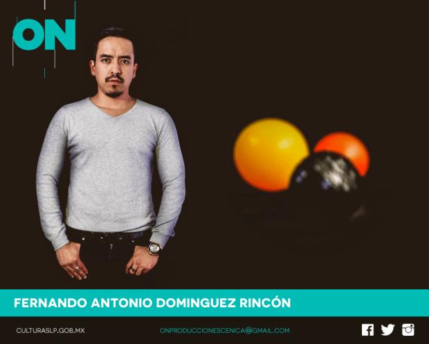 Fernando Domínguez Convocatoria On