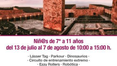 Photo of Invitan al Super Campamento de verano 2015 en el Museo del Laberinto