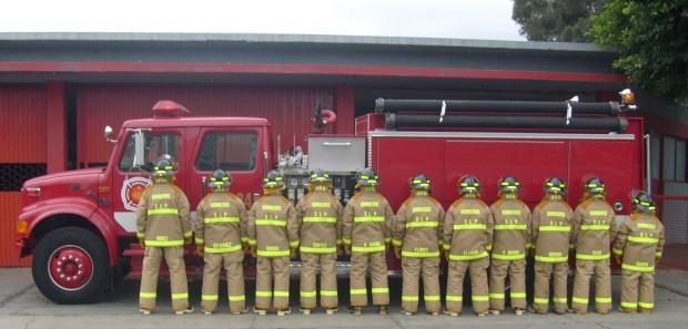 bomberos de san luis potosí