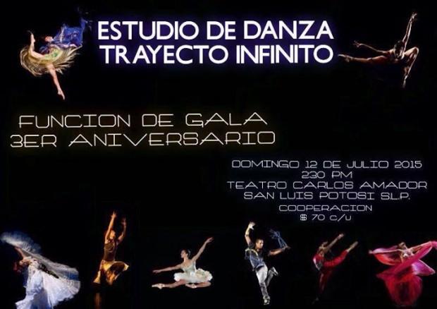 danza infinito 3 aniversario