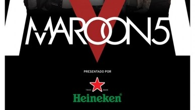 Photo of Maroon 5 anuncia conciertos en México