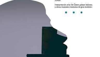 Photo of Organizan concierto de piano en el AHESLP