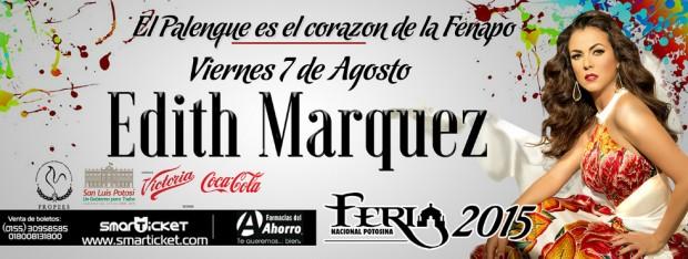 Edith Márquez FENAPo 2015