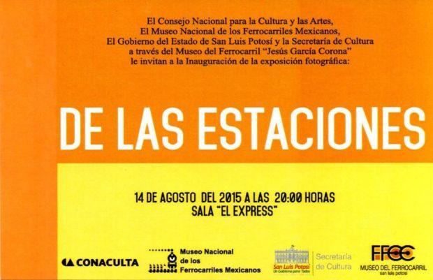 Exposición : De las estaciones @ Museo del Ferrrocarril