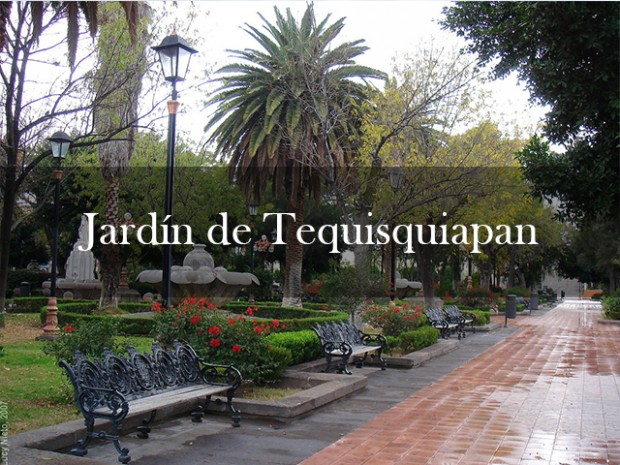 Jardín de Tequisquiapan SLP