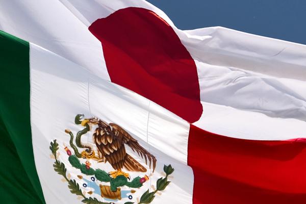 Mexico y Japón