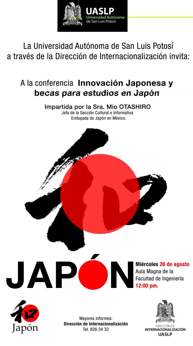 conferencia japón