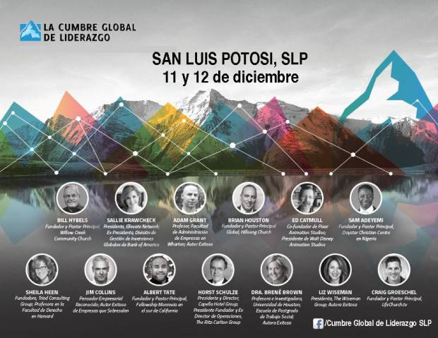 La Cumbre Global de Liderazgo San Luis Potosí