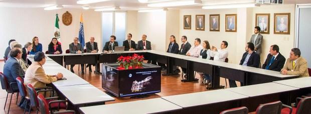 11_17_2015 ACREDITACION INTERNACIONAL DE CARRERAS FACULTAD DE INGENIERIA IMG_3896