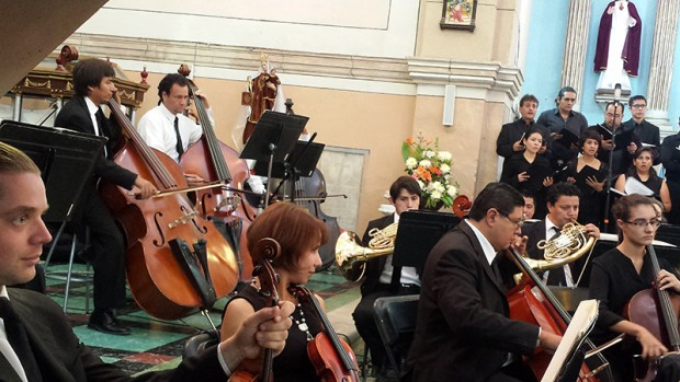 Orquesta Sinfónica de San Luis Potosí