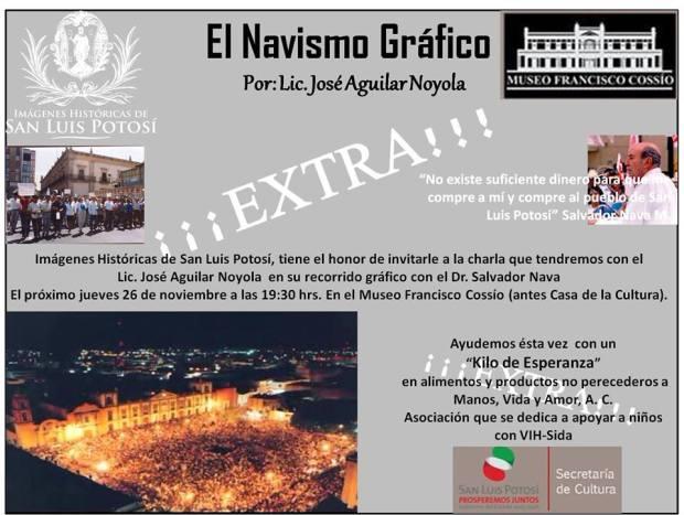 El Navismo Gráfico @ Museo Francisco Cossío