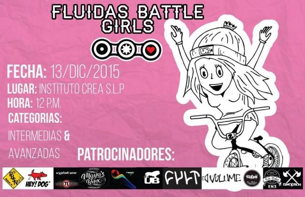 Fluidas Battle girls