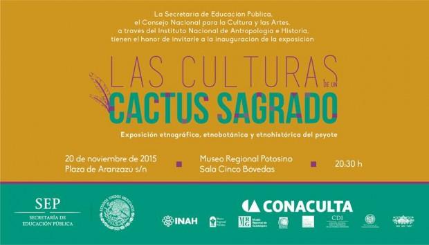 Las Culturas de un Cactus Sagrado
