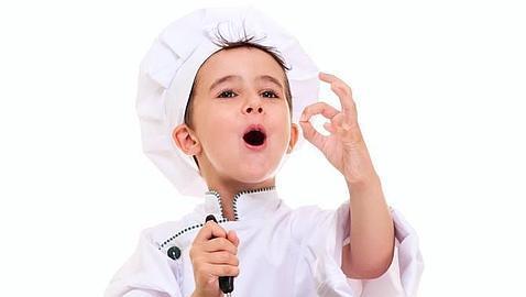 niño concinero