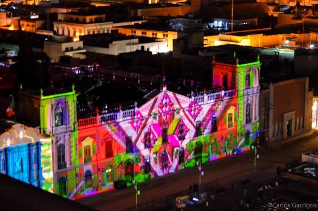Fiesta de Luz Fundadores 2