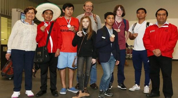 Olimpiada Rioplatense Matematicas 2015